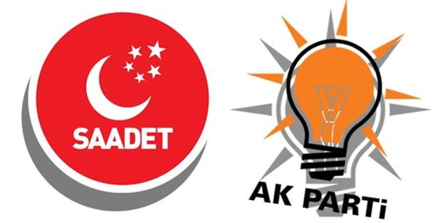 Bomba iddia: AK Parti - Saadet ittifakı hayırlı olsun