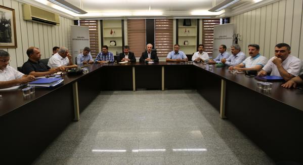 Urfa'da Belediye Başkanlık Seçimi yapılacak