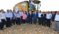 Adana'da Mısır Hasat Şenliği düzenlendi