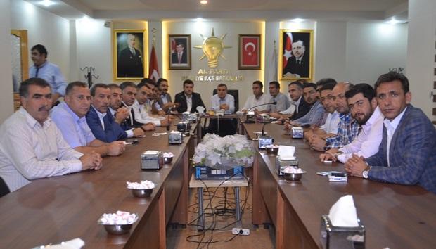 AK Parti'de Büyükşehir Belediye Başkanlığı seçimi hareketliliği