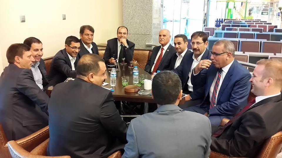 Şanlıurfa Büyükşehir Belediye Başkanlığına Nihat Çiftçi seçiliyor