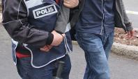 Ağrı'da 8 PKK'li tutuklandı