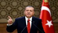 Erdoğan'dan Avrupa ülkelerine mülteci tepkisi