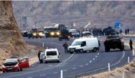 Şırnak'ta yola döşenen mayın imha edildi
