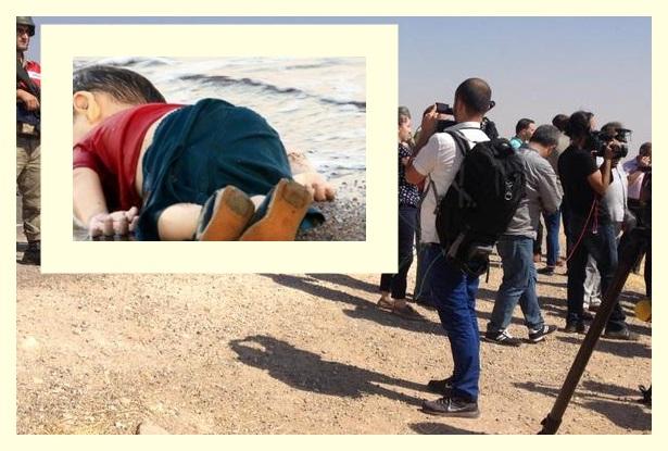 Suriyeli minik Aylan'ın cenazesi memleketine uğurlandı