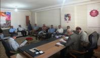 Van'da kurban hizmetleri komisyonu toplandı