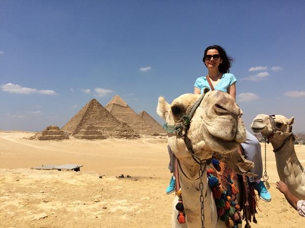 HERŞEYE RAĞMEN MISIR'A GİDİLİR - I