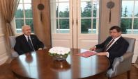 Davutoğlu ile Kılıçdaroğlu görüşmesi sona erdi