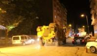 Siirt'te güvenlik önlemleri üst seviyeye çıkarıldı