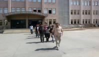 Gaziantep'te telefon dolandırıcılığına 12 tutuklama