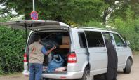 Avrupa-Yetim Der'den Suriyeli mültecilere yardım