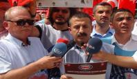 Memur-Sen Gaziantep Şubesinden şiddet olaylarına tepki