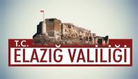 Elazığ'da 4 Geçici Askeri Güvenlik Bölgesi ilan edildi