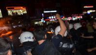 PKK protestolarında HDP binalarına saldırı