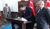Başbakan Yardımcısı Cevdet Yılmaz Bingöl'de