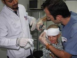 Diyarbakırda biyonik kulak ameliyatı