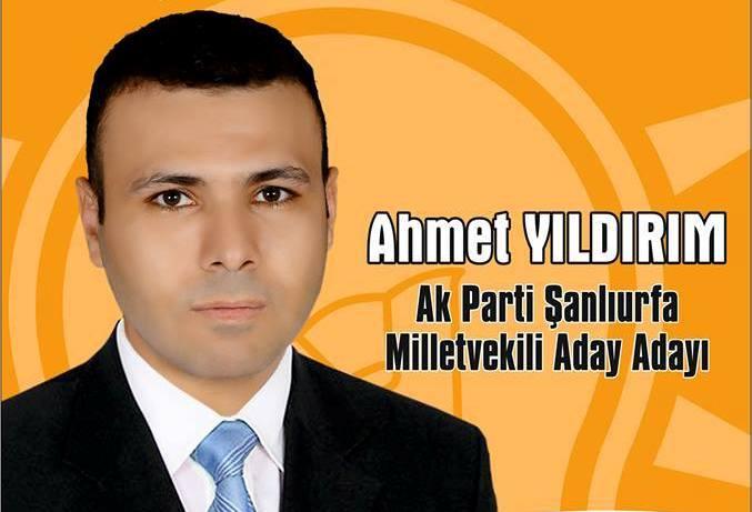 Ahmet Yıldırım Seçim Çalışmalarını Sürdürüyor