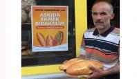 Askıda Ekmek Projesi