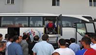 Van'da engelli sporcular için özel otobüs tahsis edildi