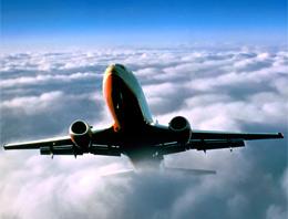 Atlas Jet uçağı korkuttu