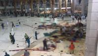 Kâbe'deki vinç kazasında 2'si Türkiyeli 84 kişi hayatını kaybetti