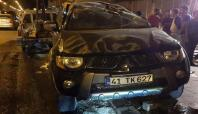 Ağrı'da zincirleme kaza: 5 yaralı