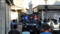 Diyarbakır'da polis ateşinde bir sivil yaralandı
