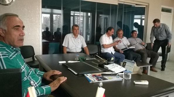 CHP İl Başkanı Aydınlık görev dağılımı yaptı