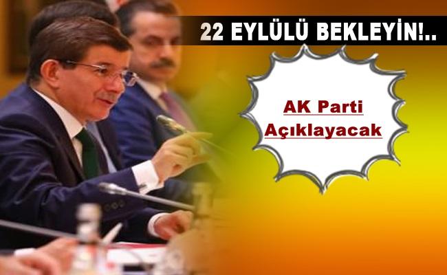 AK Parti her kesimi ilgilendiren paketi 22 Eylül'de açıklıyor