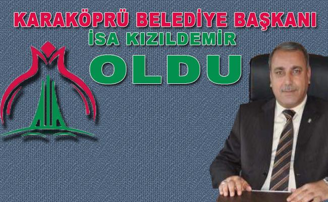 Karaköprü Belediye Belediye Başkanı Belli oldu