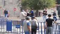 Diyarbakır'da sokağa çıkma yasağı 2'nci gününde