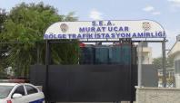 Diyarbakır'da Bölge Trafik İstasyonuna roketli saldırı