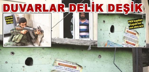 Kobani'de eğitimi aldılar, Cizre'de Uyguladılar