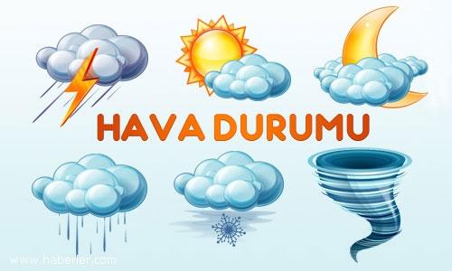 Türkiye genelinde hava durumu, sıcaklar mevsim normallerinde