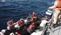 Muğla'da göçmenleri taşıyan tekne battı: 22 ölü