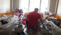 Kızılay'dan Ceylanpınar'da 'Kan Bağışı' kampanyası