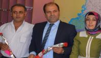 Hilvan Milli Eğitim Müdürü yeni atanan öğretmenleri karşıladı