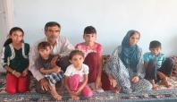 Ankara'da tedavi edilen Derikli aile çifte bayram yaşıyor