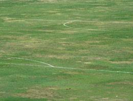 Diyarbakırsporu yakındıran zemin