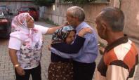 Kaçırılan işçi Kocaeli'ndeki ailesine kavuştu
