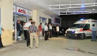Mardin'de feci kaza: 3 ölü, 4 yaralı