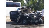Muş yolundaki kazada hayatını kaybeden polis sayısı 3'e çıktı