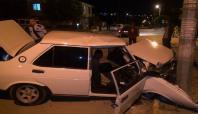 Kocaeli Körfez'de kaza: 3 yaralı