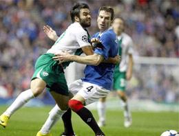 İskoç basınından penaltı itirafı