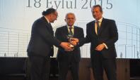 Kocaeli Sanayi Çevre Ödülleri sahiplerini buldu