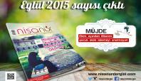 Nisanur Dergisi Eylül 2015 sayısı çıktı