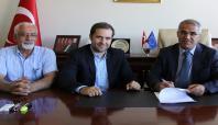 Bingöl'de tıbbi atık sterilizasyon ihale sözleşmesi imzalandı