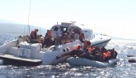 Çanakkale'de göçmenleri taşıyan bot battı: 13 ölü (GÜNCELLENDİ)