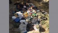 Nusaybin'de PKK'ye ait 4 sığınak ortaya çıkarıldı