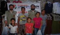 Avrupa Yetim-Der'den yetim çocuklara bayram yardımı